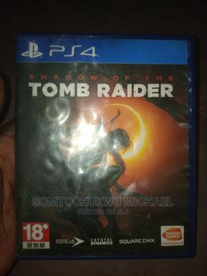 Tomb Raider Ps4   Video Games for sale in Enugu State, Enugu