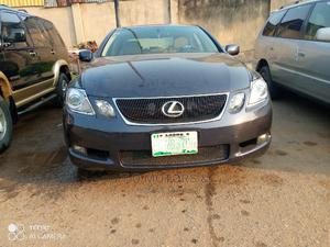 Lexus GS 2006 300 AWD Gray | Cars for sale in Lagos State, Ikeja