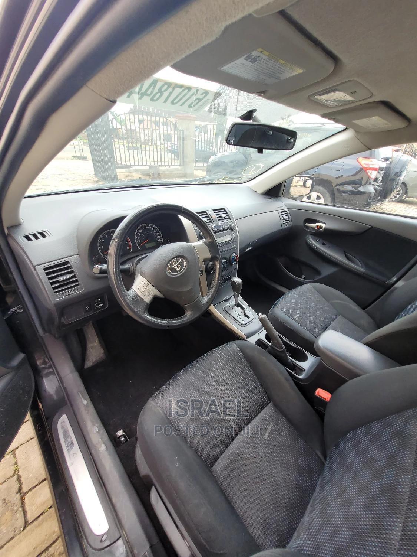 Toyota Corolla 2010 Black   Cars for sale in Osogbo, Osun State, Nigeria