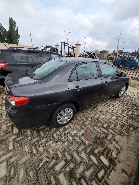 Toyota Corolla 2013 Gray   Cars for sale in Osogbo, Osun State, Nigeria