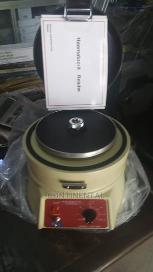 Micro Hematocrit Centrifuge With Reader | Medical Supplies & Equipment for sale in Rivers State, Port-Harcourt