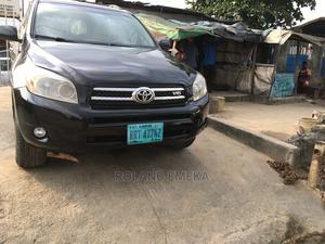 Toyota RAV4 2008 Black | Cars for sale in Rivers State, Obio-Akpor