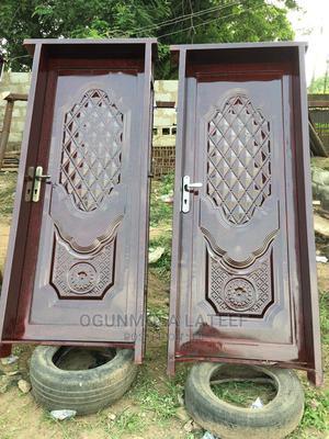 Iron Door Single and Double | Doors for sale in Oyo State, Ibadan