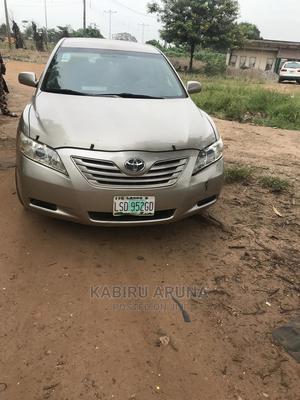 Toyota Camry 2007 Gold | Cars for sale in Ogun State, Sagamu