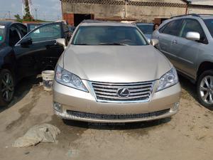 Lexus ES 2010 350 Gold   Cars for sale in Lagos State, Apapa