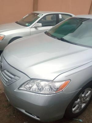 Toyota Camry 2008 2.4 XLE Silver | Cars for sale in Ogun State, Ado-Odo/Ota