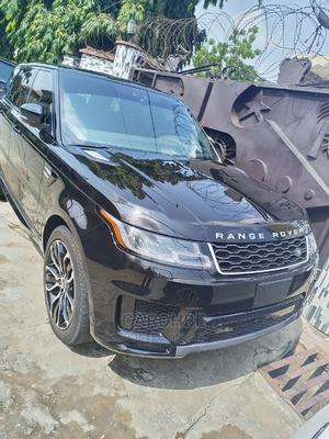 Land Rover Range Rover Sport 2019 HSE Black   Cars for sale in Lagos State, Ikeja
