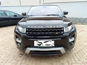 Land Rover Range Rover Evoque 2014 Black | Cars for sale in Abuja (FCT) State, Apo District