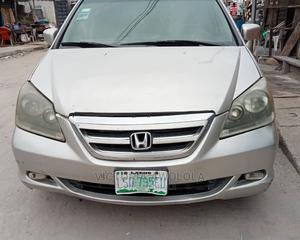 Honda Odyssey 2008 EX-L Silver | Cars for sale in Lagos State, Apapa