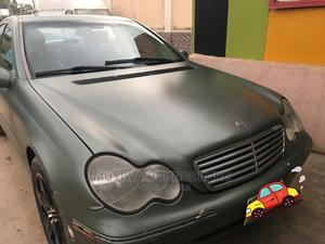 Mercedes-Benz C240 2004 Green | Cars for sale in Lagos State, Ikeja