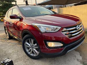 Hyundai Santa Fe 2014 Red   Cars for sale in Lagos State, Ikeja