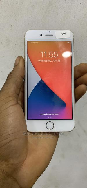Apple iPhone 6s 64 GB Silver | Mobile Phones for sale in Lagos State, Ikeja