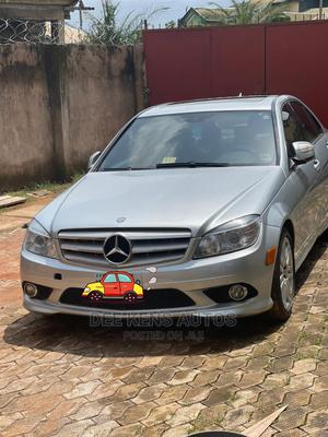 Mercedes-Benz C300 2010 Silver | Cars for sale in Edo State, Benin City