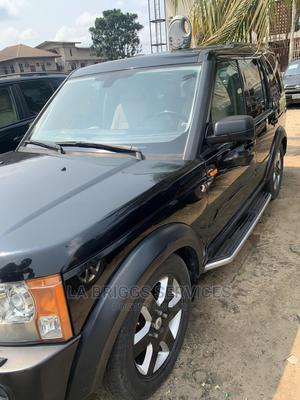 Land Rover Lr3 2006 HSE Black | Cars for sale in Rivers State, Port-Harcourt