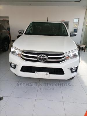 Toyota Hilux 2018 SR5 4x4 White | Cars for sale in Lagos State, Ajah