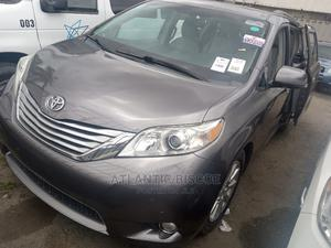 Toyota Sienna 2012 Gray | Cars for sale in Lagos State, Ojodu