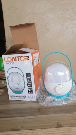 Lontor Rechargeable Lamp | Home Accessories for sale in Lagos State, Alimosho