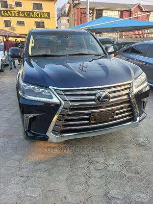 New Lexus LX 2016 Blue | Cars for sale in Lagos State, Lekki