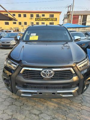 Toyota Hilux 2017 Black | Cars for sale in Lagos State, Lekki