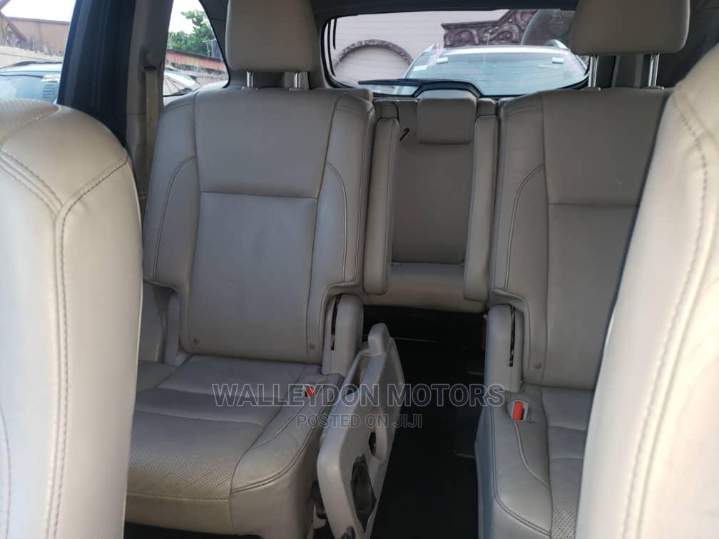 Toyota Highlander 2015 Gray | Cars for sale in Ikeja, Lagos State, Nigeria