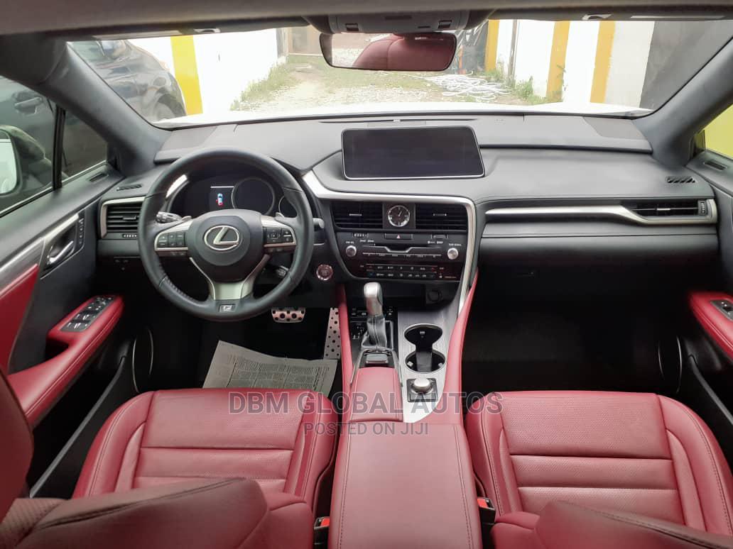 Lexus RX 2019 350 AWD White   Cars for sale in Ojodu, Lagos State, Nigeria