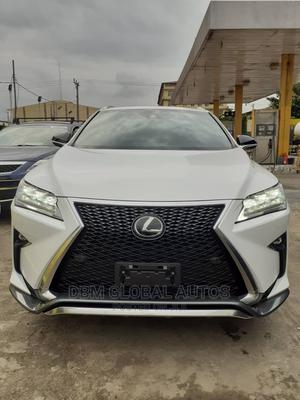 Lexus RX 2019 350 AWD White | Cars for sale in Lagos State, Ojodu
