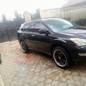 Lexus RX 2008 350 Black | Cars for sale in Oyo State, Ibadan