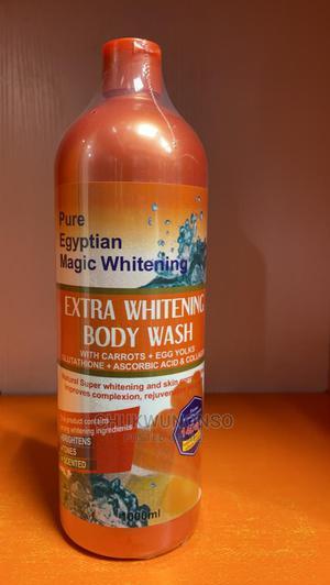 Pure Egyptian Magic Extra Whitening Body Shower Gel 400ml   Bath & Body for sale in Lagos State, Amuwo-Odofin