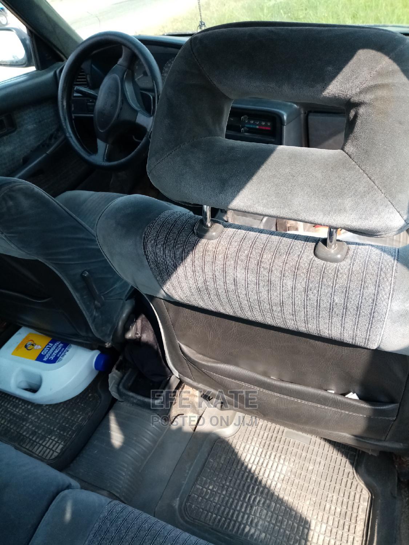 Archive: Toyota Carina 1997 1.8 FWD Sedan Gray