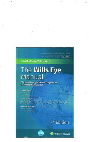 The Wills Eyes Manual 7th Edition | Books & Games for sale in Lagos State, Yaba