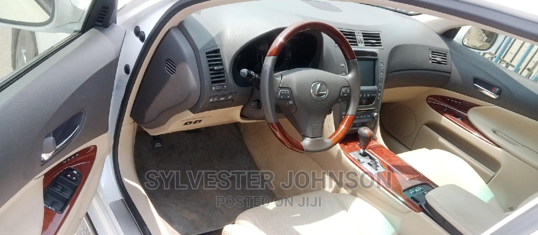 Lexus GS 2009 350 4WD White   Cars for sale in Warri, Delta State, Nigeria