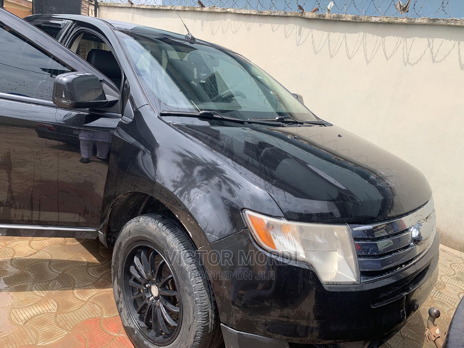 Ford Edge 2010 Black | Cars for sale in Abule Egba, Lagos State, Nigeria