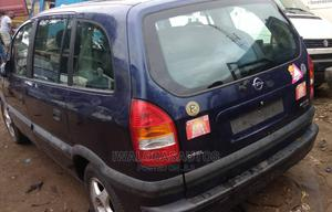 Opel Zafira 2001 2.0 Black | Cars for sale in Lagos State, Isolo