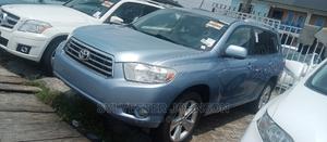 Toyota Highlander 2008 Limited Blue | Cars for sale in Delta State, Warri