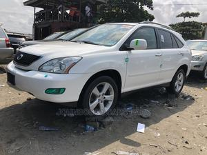 Lexus RX 2006 330 White | Cars for sale in Lagos State, Apapa