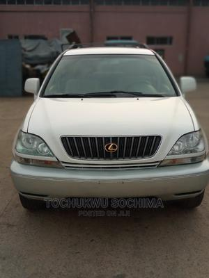 Lexus RX 2001 300 White   Cars for sale in Anambra State, Onitsha