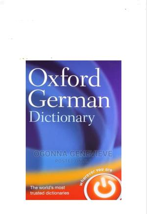 Oxford German Dictionary 3rd Edition | Books & Games for sale in Lagos State, Yaba