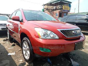 Lexus RX 2009 Red | Cars for sale in Lagos State, Apapa
