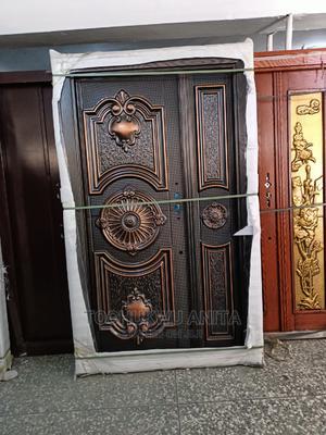 4ft Copper Security Steel Door | Doors for sale in Lagos State, Orile