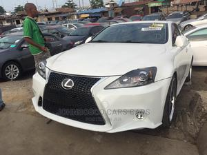 Lexus IS 2012 250 White | Cars for sale in Lagos State, Apapa