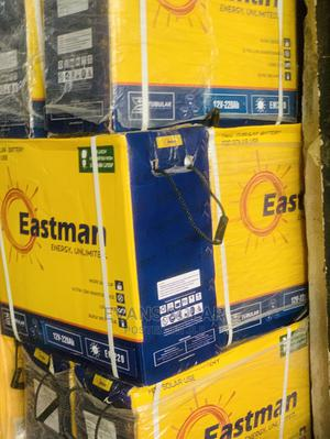 EASTMAN Battery 220ah 12v Strong Product   Solar Energy for sale in Lagos State, Yaba