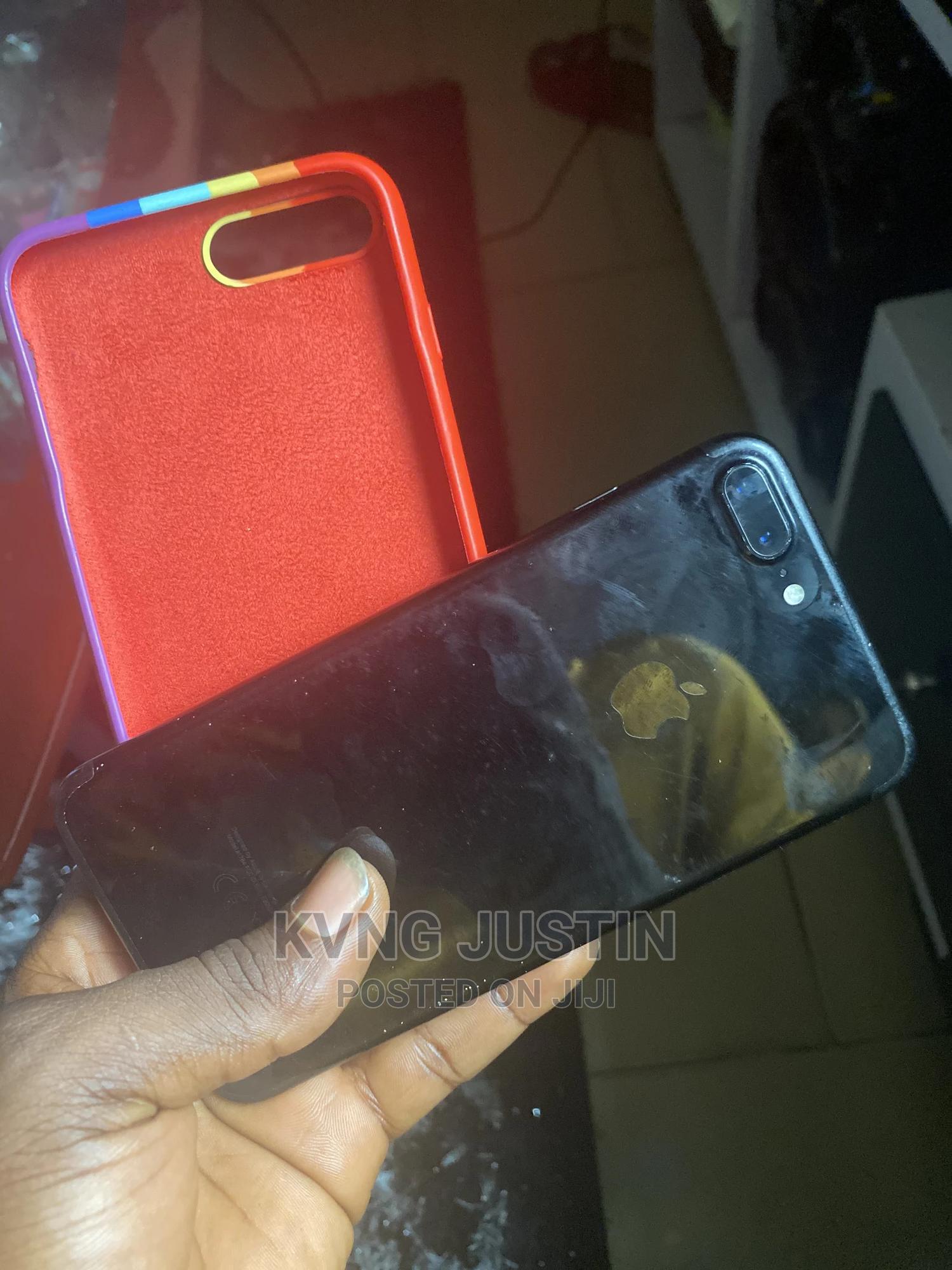 Apple iPhone 7 Plus 128 GB Black | Mobile Phones for sale in Owerri, Imo State, Nigeria