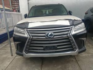 New Lexus LX 2018 570 (5 seats) AWD Black | Cars for sale in Lagos State, Agboyi/Ketu
