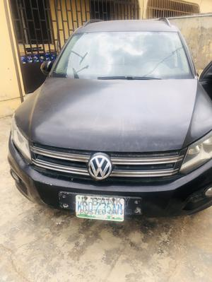 Volkswagen Tiguan 2012 2.0 S 4Motion Black   Cars for sale in Lagos State, Agege