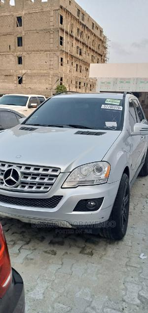 Mercedes-Benz M Class 2011 ML 350 4Matic Silver | Cars for sale in Lagos State, Ajah