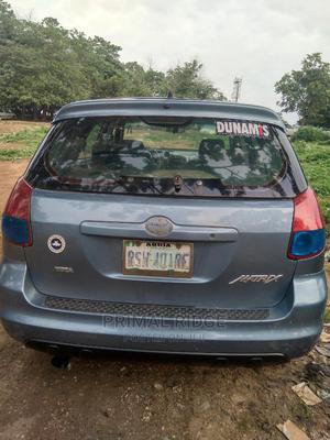 Toyota Matrix 2004 Blue | Cars for sale in Abuja (FCT) State, Durumi