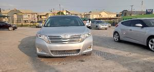 Toyota Venza 2010 V6 AWD Silver | Cars for sale in Lagos State, Ajah