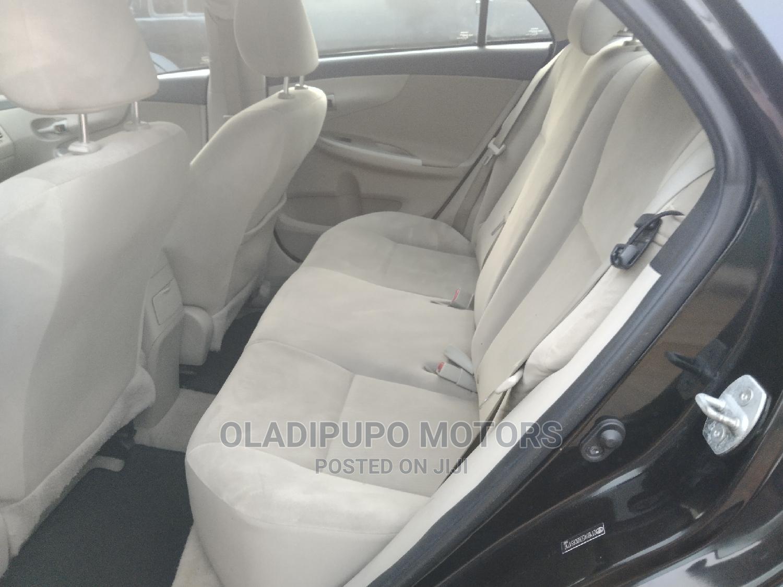 Toyota Corolla 2012 Black | Cars for sale in Alimosho, Lagos State, Nigeria