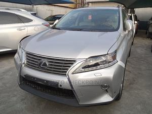 Lexus RX 2013 350 FWD Silver | Cars for sale in Lagos State, Amuwo-Odofin