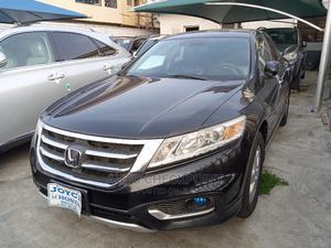 Honda Accord CrossTour 2014 EX-L W/Navigation Black | Cars for sale in Lagos State, Amuwo-Odofin